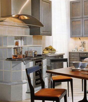 Jak zbudować kuchnię kaflową